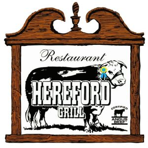 Logo Hereford Grill
